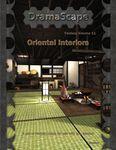 RPG Item: DramaScape Fantasy Volume 011: Oriental Interiors