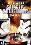 Video Game Compilation: Star Wars: Galactic Battlegrounds Saga