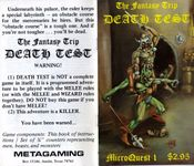 Board Game: Death Test