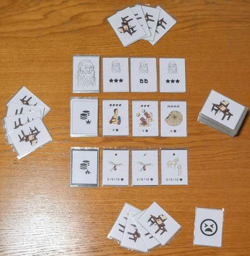 Board Game: The Workshop of Leonardo