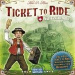 Board Game: Ticket to Ride: Switzerland