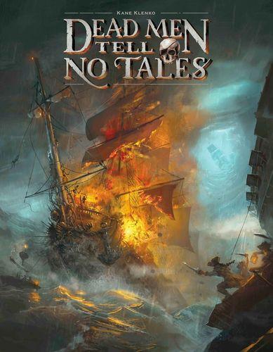 Board Game: Dead Men Tell No Tales