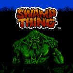 Video Game: Swamp Thing