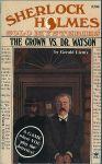 RPG Item: The Crown vs. Dr. Watson