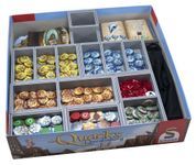 Board Game Accessory: The Quacks of Quedlinburg: Folded Space Insert