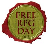Series: Free RPG Day 2013