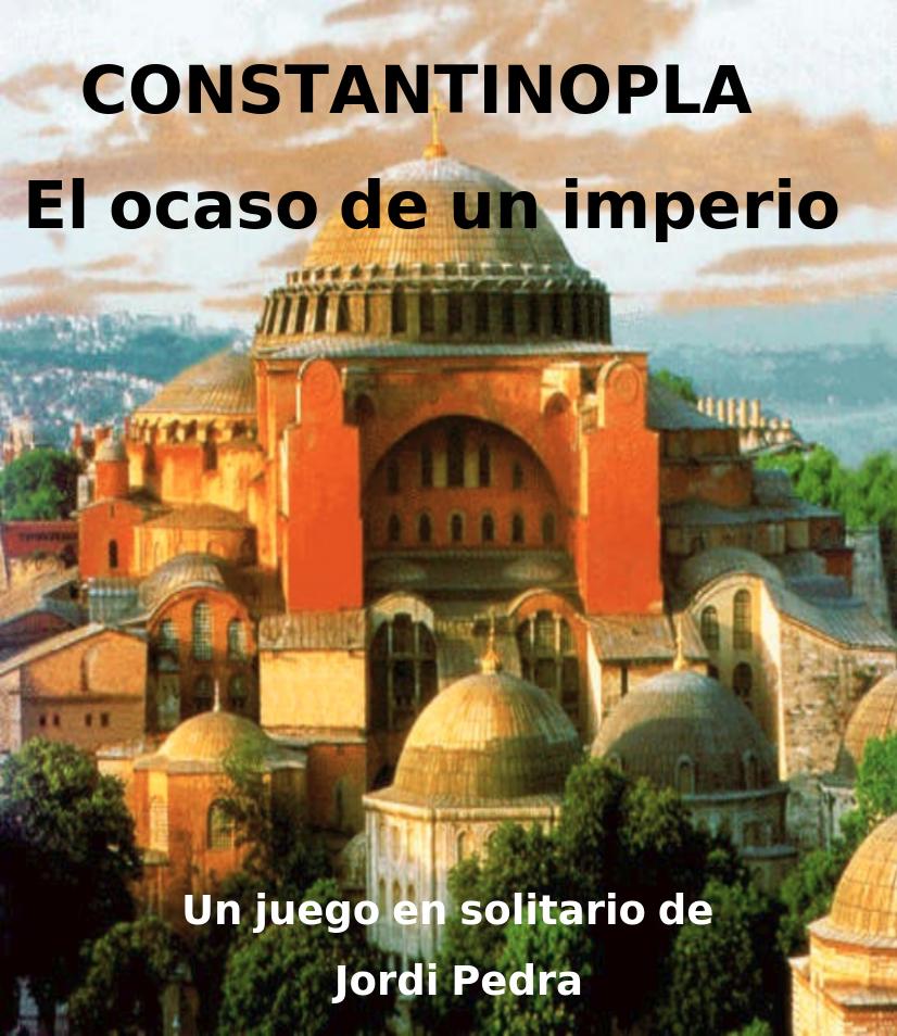 Constantinopla: El ocaso de un imperio