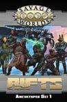 RPG Item: Rifts: Archetypes Set 1