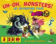 RPG Item: Uh-oh, Monsters!