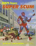 RPG Item: GURPS Supers Super Scum