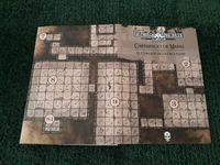 RPG Item: El Corazón de la Oscuridad - Cartapacio de Mapas
