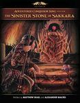 RPG Item: The Sinister Stone of Sakkara (5E)