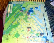 The 1861 Setup. All the Action is Concentrated Near a Little Railway Junction Called Manassass.