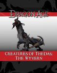 RPG Item: Creatures of Thedas: The Wyvern