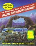 RPG Item: The AADA Road Atlas and Survival Guide, Volume Seven: Mountain West