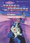 RPG Item: The Transformers #4: Earthquake