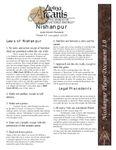 RPG Item: Nishanpur Game Master's Document