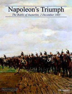 Napoleon's Triumph Cover Artwork
