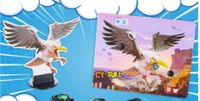 Board Game Accessory: King of Tokyo/King of New York: Cy-Gull (promo character)