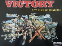 Victory. 2e Guerre mondiale. Tilsit, french edition.