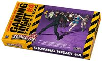 Board Game: Zombicide Gaming Night #4: Tric & Trac