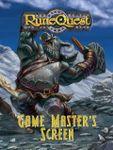 RPG Item: RuneQuest Games Master's Screen