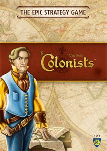 Mayfair Games COLONISTS