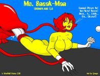 Board Game: Ms. Sneak-Man