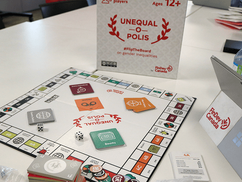 Board Game: Unequalopolis