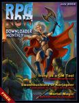 Issue: RPGNow Downloader Monthly (Issue 7 - Jul 2003)
