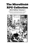 RPG Item: The Microlite20 RPG Collection: 2012 Edition Volume I