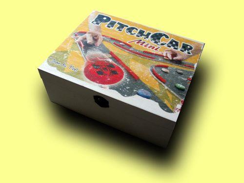 Board Game: PitchCar Mini
