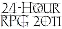 Series: 2011 RPG Geek 24 Hour RPGs