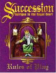 Board Game: Succession: Intrigue in the Royal Court