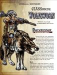 RPG Item: CLASSifieds: Wolfsworn