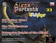 Issue: Signs & Portents - Roleplayer Edition (Issue 33 - May 2006)