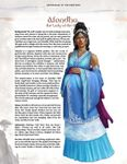 RPG Item: Adversaries of the Righteous: Afohdha, the Lady of the Well
