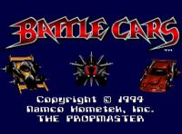Video Game: Battle Cars