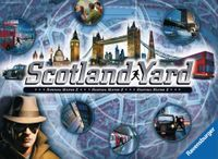 Board Game: Scotland Yard