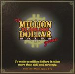 Board Game: The Million Dollar Sales Game