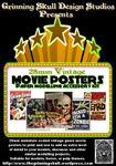 RPG Item: 28mm Vintage Movie Posters
