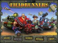 Video Game: Fieldrunners