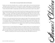RPG Item: Anansi's Children