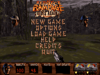 Video Game: Redneck Rampage Rides Again