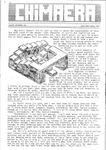 Issue: Chimaera (Issue 26 - Feb 1977)
