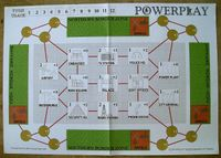 Board Game: Power Play