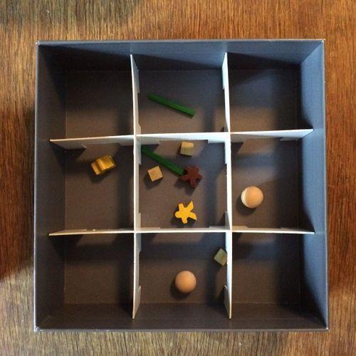 Board Game: Shaky Manor