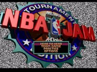 Video Game: NBA Jam Tournament Edition