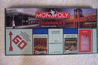 Board Game: Monopoly: Dominick's Collector's Edition