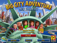 Video Game: Big City Adventure: New York City